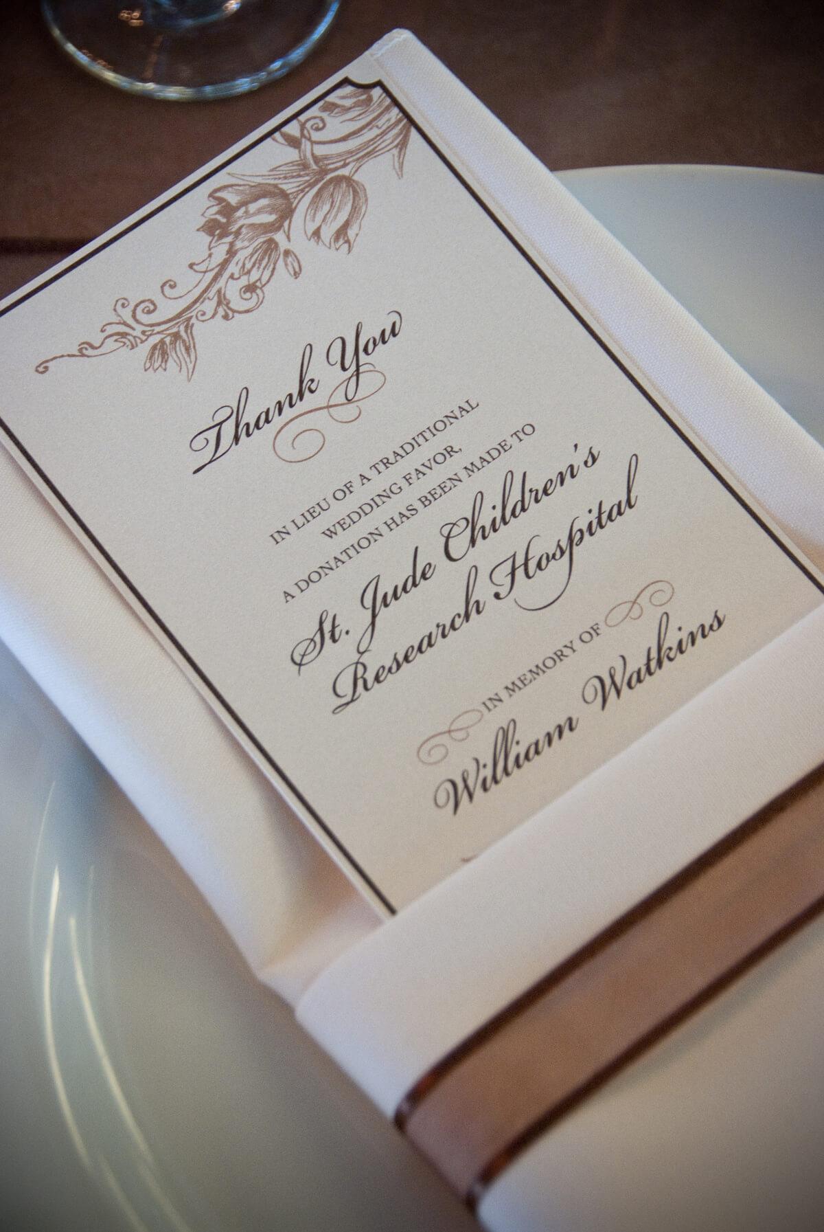 Famous St Jude Wedding Favors Illustration - The Wedding Ideas ...